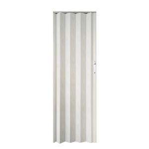 Porta Montada Sanfonado de PVC Artico 2,10x0,73cm Hoggan