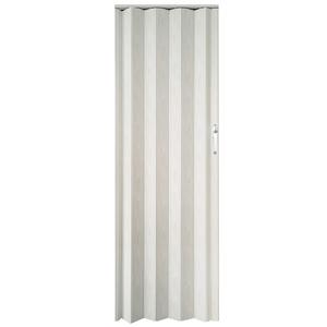 Porta Montada Sanfonado de PVC Artico 2,10x0,84cm Hoggan