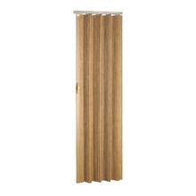 Porta Montada Sanfonado de PVC Carvalho 2,10x0,70cm Hoggan