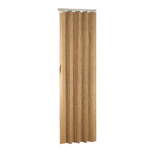 Porta Montada Sanfonado de PVC Carvalho 2,10x0,90cm Hoggan