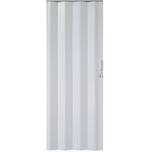 Porta Montada Sanfonado de PVC Milano 2,10x0,62cm Hoggan