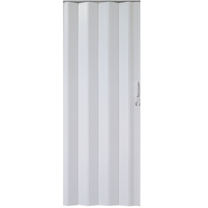 Porta Montada Sanfonado de PVC Milano 2,10x0,84cm Hoggan