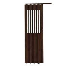 Porta Montada Sanfonado de PVC Wengue 2,10x0,82cm Hoggan