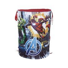 Porta Objeto Portátil 60x43x43cm Avengers Zippy