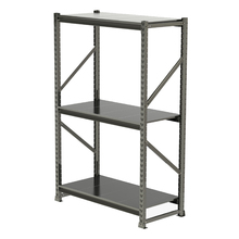 Porta Palete Metal 120x60x200cm 200Kg Kit Início S.A