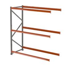 Porta Palete Metal 180x60x200cm 500Kg Kit Contin S.A