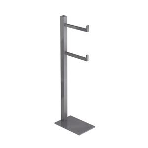 Porta Papel Higiênico Metal Dupla Came Pitta