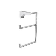 Porta Papel Higiênico Metal Duplo Liv Deca