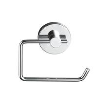 Porta Papel Higiênico Metal e Plástico Simples Vaccum Loc Wenko