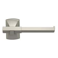 Porta Papel Higiênico Metal Simples Savoy Prata Umbra
