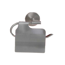 Porta Papel Higiênico Metal Simples Suite Sensea