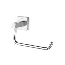 Porta Papel Higiênico Metal Simples Trip Docol