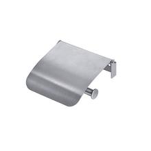 Porta Papel Higiênico Simples Loft Escovado Sensea