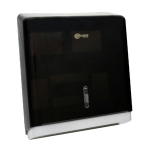 Porta Papel Toalha Parede Plástico 32x32x12cm Columbus