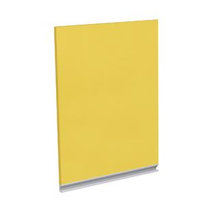 Porta para Cozinha Grenoble e Cristallo Amarelo F45/70