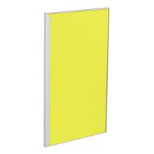 Porta para Cozinha Lille Vidro Amarelo F40/71