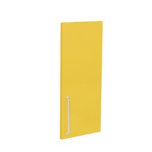 Porta para Cozinha Paris e Cristallo Amarelo F30/70