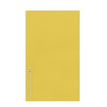 Porta para Cozinha Paris e Cristallo Amarelo F40/71