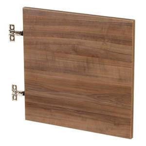 Porta para Nicho MDF Nogal 35x35x1,5 cm Prime Vtec