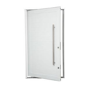 Porta Pivotante  Alumínio 225X130 Gravia