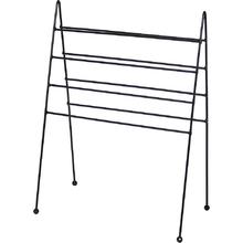 Porta Resvista Metal Line Preto 40x34x15cm Utilfer