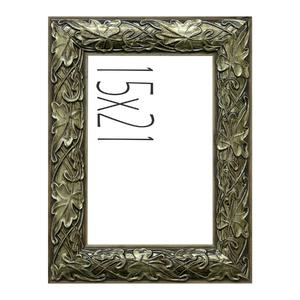 Porta Retrato Ajuru Dourado 15x21cm
