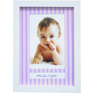 Porta Retrato Baby Rosa 10x15cm