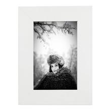 Porta Retrato Barga Branco 10x15cm