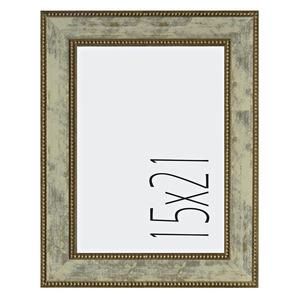 Porta Retrato Cannes Bege 15x21cm