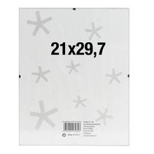 Porta Retrato Clip Branco 21x29,7cm