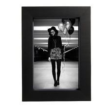 Porta Retrato Corato Preto 10x15cm