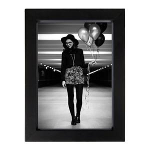 Porta Retrato Corato Preto 15x21cm