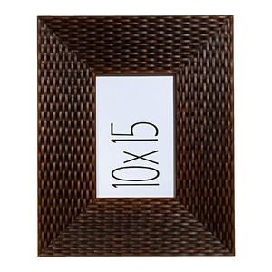 Porta Retrato Dendê Marrom 10x15cm