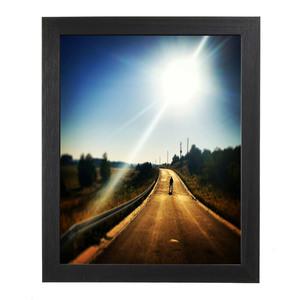 Porta Retrato Fondi Preto 20x25cm