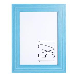 Porta Retrato Guga Azul 15x21cm
