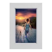 Porta Retrato Lecco Branco 10x15cm