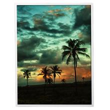 Porta Retrato Lila Branco 10x15cm
