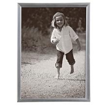 Porta Retrato Lila Cinza 13x18cm