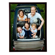 Porta Retrato Lila Preto 18x24cm
