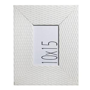 Porta Retrato Lima Branco 10x15cm