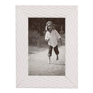 Porta Retrato Marmelo Branco 10x15cm