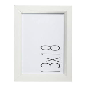 Porta Retrato Massa Branco 13x18cm