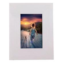 Porta Retrato Mia Branco 10x15cm