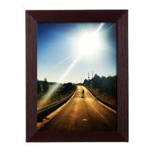 Porta Retrato Mia Marrom 10x15cm