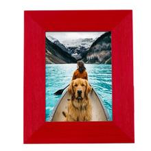 Porta Retrato Mia Vermelho 18x24cm