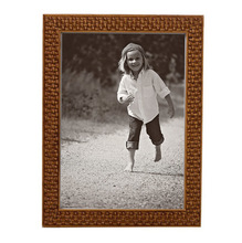 Porta Retrato Mila Marrom 10x15cm