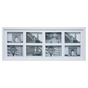 Porta Retrato Multifotos Bee Collection Branco 73x28cm