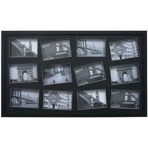 Porta Retrato Multifotos Bee Collection Branco 73x43cm