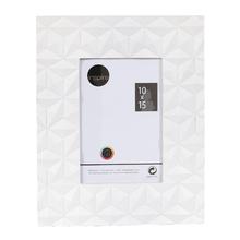 Porta Retrato Nordic Branco 10x15cm