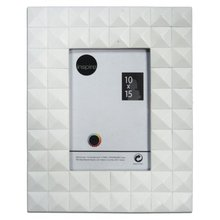 Porta Retrato Nordic Branco 10x15cm Inspire